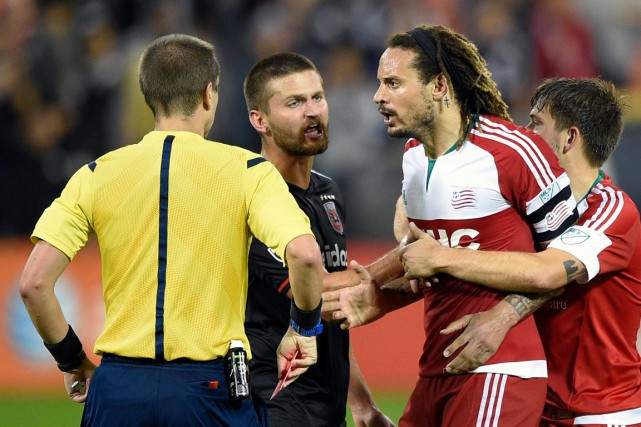 Jermaine Jones ne pourra toutefois pas participer aux six... (PHOTO NICK WASS, ARCHIVES AP)