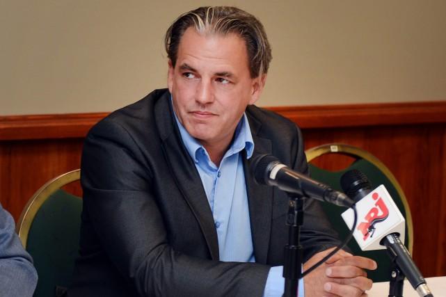 Daniel Marquis a été nommé directeur général de... (Archives Le Progrès-Dimanche)