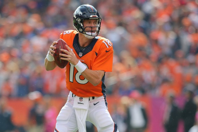 Peyton Manning... (PHOTO CHRIS HUMPHREYS, ARCHIVES USA TODAY)