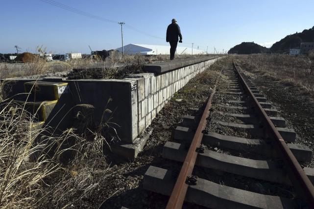 «Les TV et des journaux expliquent que la... (AFP, Toru Yamanaka)