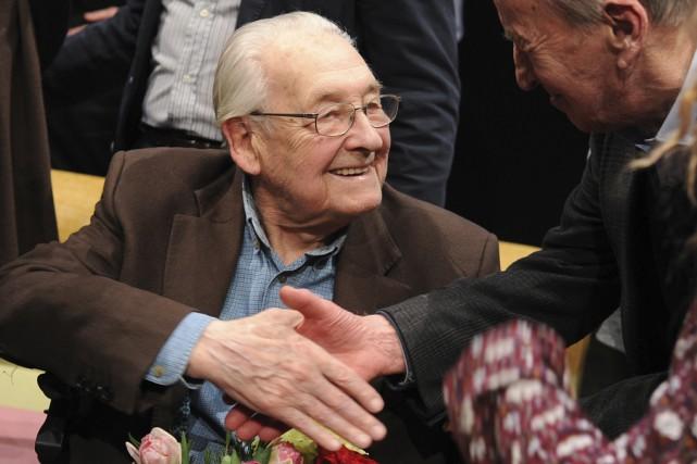 AndrzejWajda, dont l'oeuvre s'est concentrée sur des moments... (Associated Press)