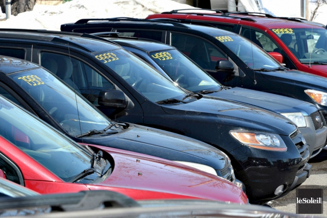 L'achat et le financement d'une automobile ne sont pas une mince affaire. Avant... (Le Soleil)