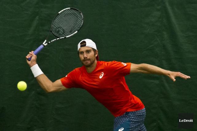 L'Américain Alex Kuznetsov a remporté le tournoi Futures... (Martin Roy, LeDroit)