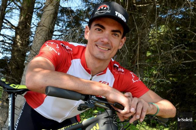 Raphaël Gagné a remporté, samedi à Vancouver, la... (Photothèque Le Soleil, Erick Labbé)