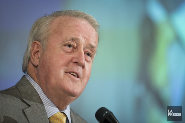 Brian Mulroney... (Archives La Presse)