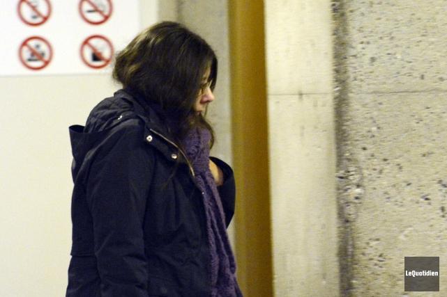 La fraudeuse Nelly Bilodeau écope de 23 mois... ((Archives Le Quotidien))
