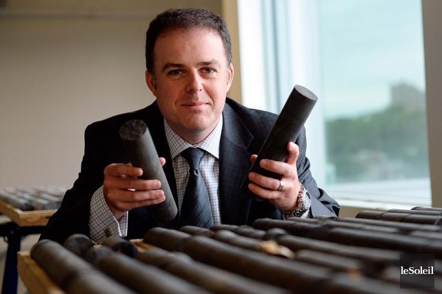 Le président de l'entreprise, Alexandre Gagnon (photo), avait... (Photo Erick Labbe, archives Le Soleil)