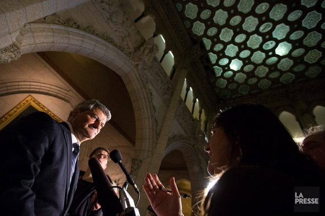 Le député conservateur de la région de Québec,... (PHOTO IVANOH DEMERS, ARCHIVES LA PRESSE)