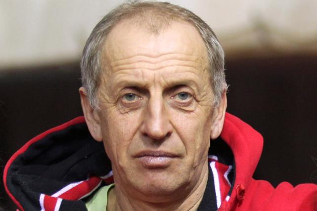 L'entraîneur russe Vladimir Mokhnev continuerait à entraîner des... (Photo Aleksander Chernykh, archives AP)