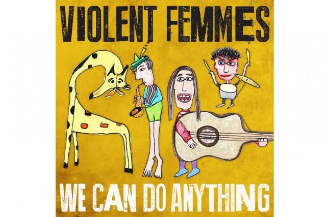 Les membres de Violent Femmes étaient en mauvais termes avant que le festival...