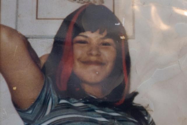 Rosiana Poucachiche avait 17ans lorsqu'elle a été assassinée.... (PHOTO FOURNIE PAR LA FAMILLE)