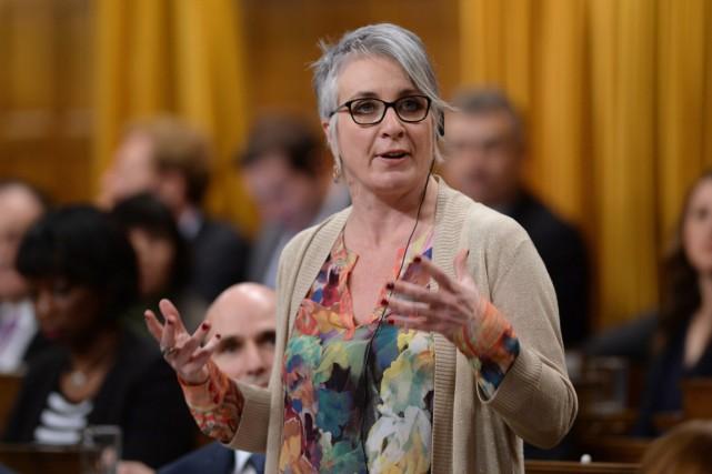La ministre de la Condition féminine,Patty Hajdu... (Photo archives La Presse Canadienne)