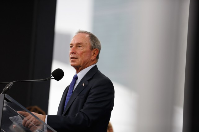 Michael Bloomberg... (PHOTO HILARY SWIFT, ARCHIVES THE NEW YORK TIMES)