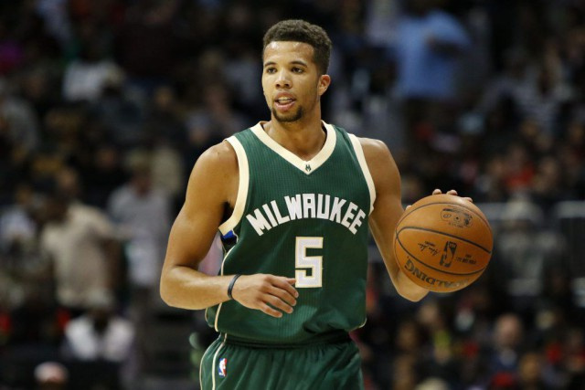 Michael Carter-Williams... (PHOTO BRETT DAVIS, ARCHIVES AP)
