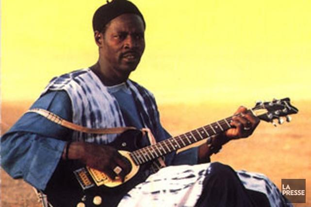 Ali Farka Touré... (Photo archives La Presse)