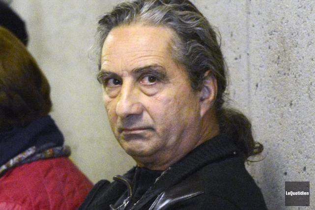 Jean-Guy Girard attend la confection du rapport présentenciel... (Photo Le Quotidien, Mariane L. St-Gelais)