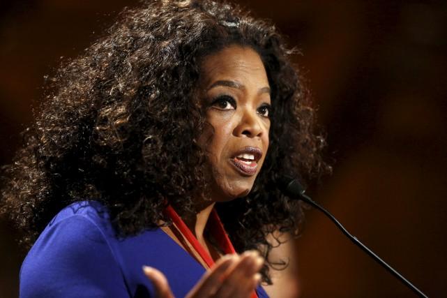 Oprah Winfrey est l'une des signataires de lalettre... (AP, Steven Senne)