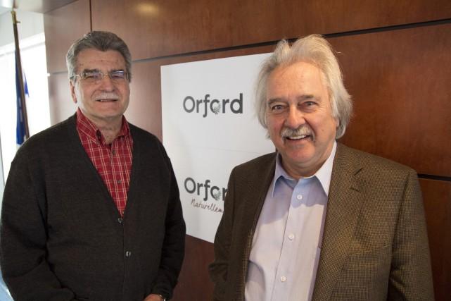 Le conseil municipal du Canton d'Orford a adopté... (Spectre Média, René Marquis)