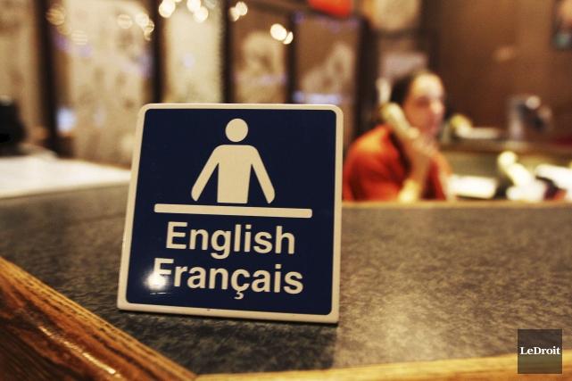 Les responsables du Bureau de la traduction ont défendu la décision de lancer,... (Etienne Ranger, Archives LeDroit)