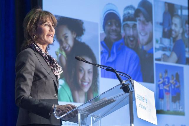 La ministre de l'Immigration, de la Diversité et... (La Presse Canadienne)