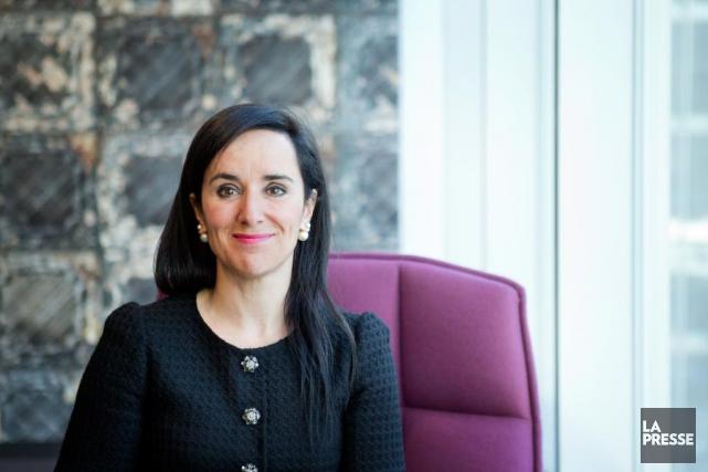 Brigitte Vachon, associée leader chez Deloitte et membre... (Photo Marco Campanozzi, La Presse)