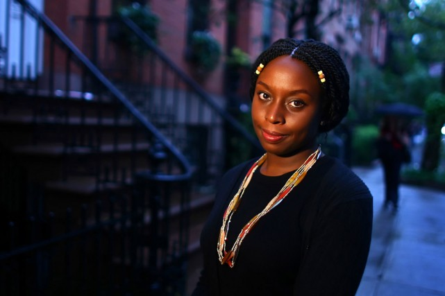 Chimamanda Ngozi Adichie... (PHOTO CHANG W. LEE, THE NEW YORK TIMES)