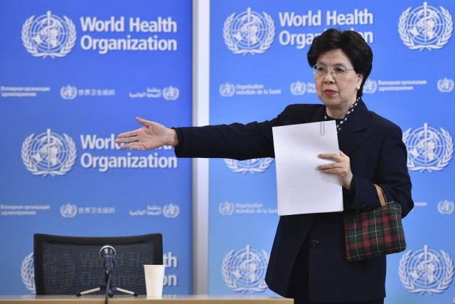 L'Organisation mondiale de la santé (OMS)estime désormais que... (PHOTO AFP)