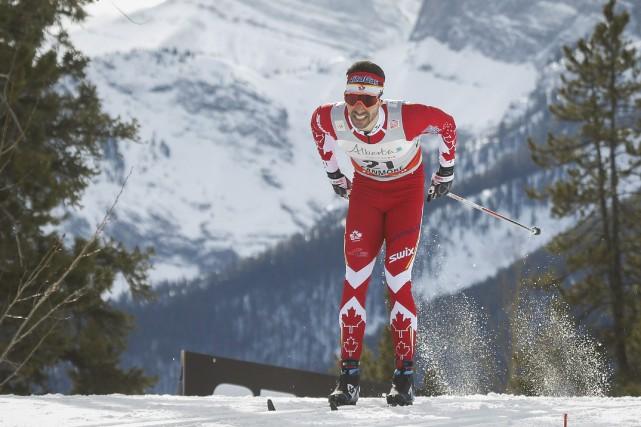 Alex Harvey... (Photo Jeff McIntosh, La Presse Canadienne)