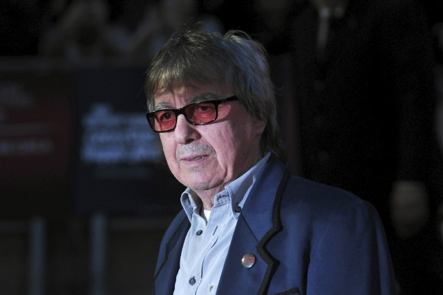 L'ancien bassiste des Rolling Stones Bill Wyman... (AFP, Carl Court)