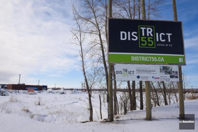 Le projet du District 55 continue de prendre forme, avec la demande d'une... (François Gervais, Le Nouvelliste)