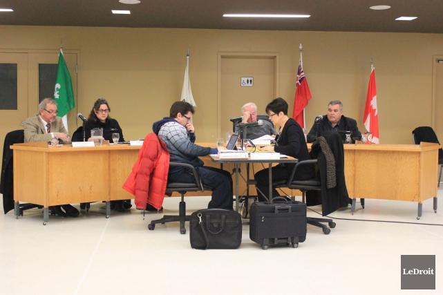 Le conseil municipal de Casselman choisira le prochain... (Martin Brunette, LeDroit)