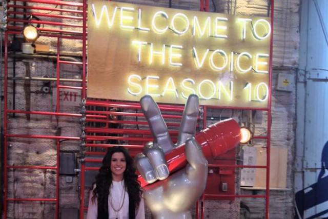 La Montréalaise Brittany Kennell participe présentement à la... (PHOTO TIRÉE DE FACEBOOK)