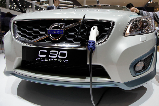 Volvo ne propose pour l'instant que des voitures... (Photo Jason Lee, archives Reuters)