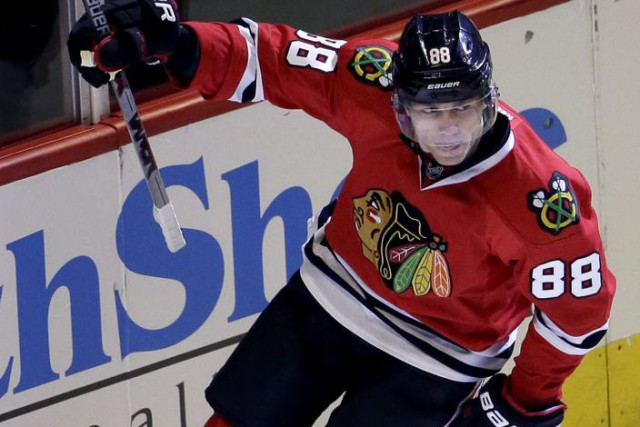 Patrick Kane... (Photo Nam Y. Huh, Associated Press)