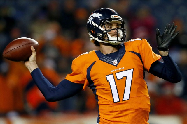 Brock Osweiler... (PHOTO JOE MAHONEY, ARCHIVES ASSOCIATED PRESS)