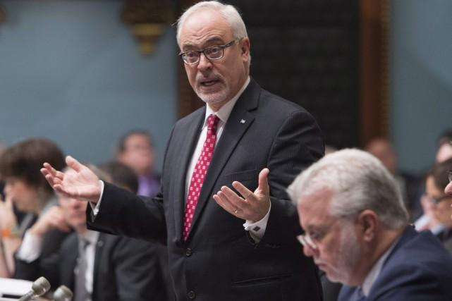 «Généralement, l'Agence du revenu du Québec doit suivre... (La Presse Canadienne, Jacques Boissinot)