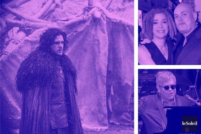 Le trône de fer: nouvelles spéculations sur la mort de Jon Snow (Infographie Le Soleil)