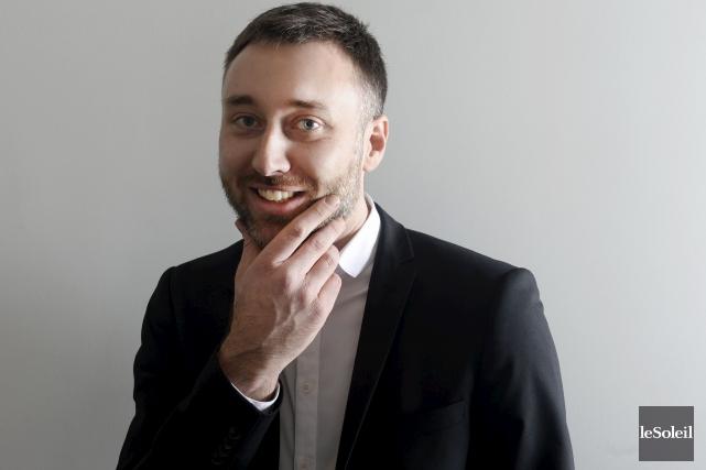 François Levasseur, vice-président à la technologie de Kronos... (Le Soleil, Jean-Marie Villeneuve)