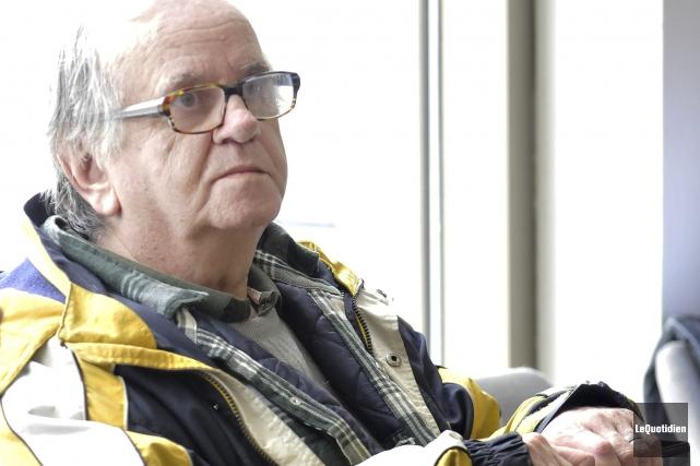 Alain Tremblay connaîtra la décision du tribunal dans... (Photo Le Quotidien, Rocket Lavoie)
