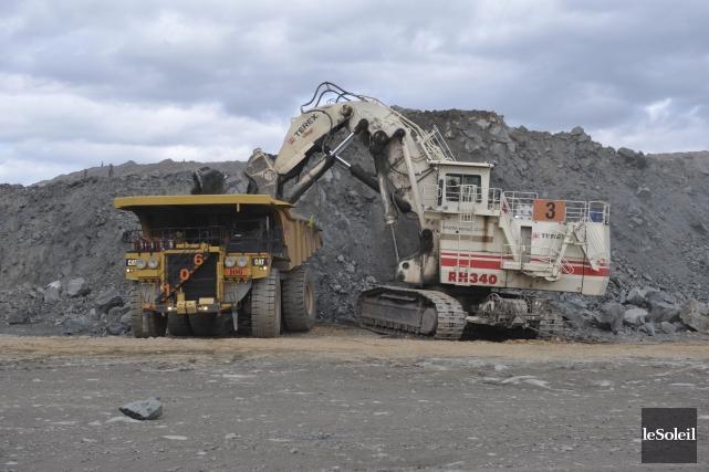 La fin des activités de Cliffs Natural Resources,... (Photothèque Le Soleil)