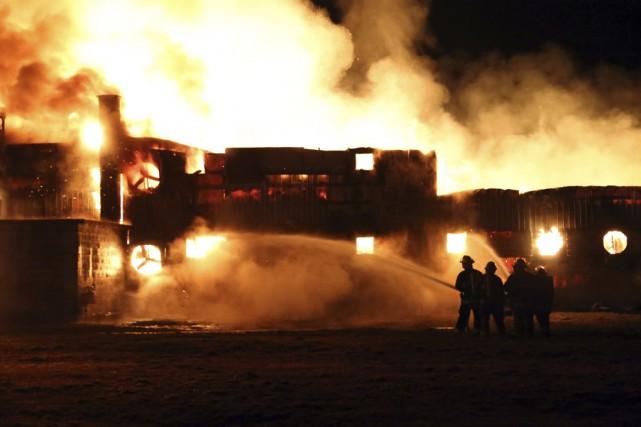 Un poulailler d'Ange-Gardien a été complètement détruit par... (Christophe Boisseau-Dion)
