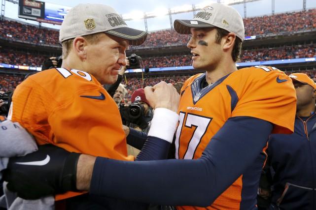 En un clin d'oeil, les Broncos de Denver... (AP, Joe Mahoney)