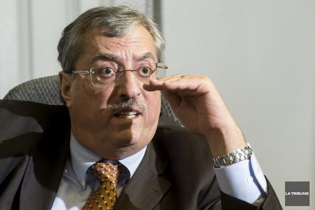 Le politologue Sami Aoun de l'Université de Sherbrooke... (Archives, La Tribune)