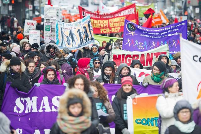 Ce 8 mars a été particulièrement riche en... (PHOTO GRAHAM HUGHES, ARCHIVES LA PRESSE CANADIENNE)