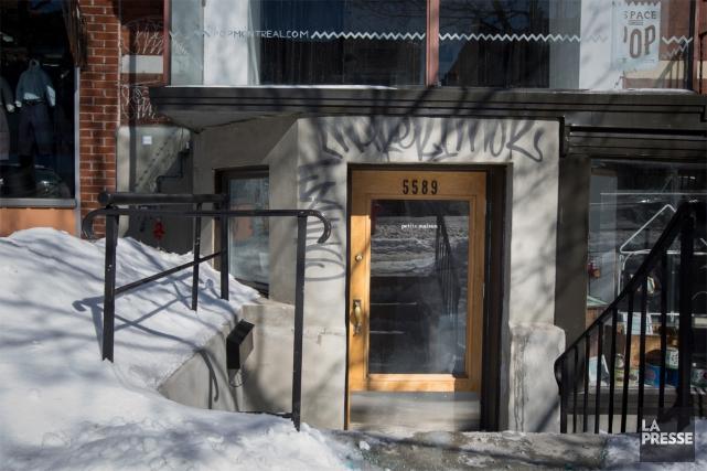 Le nouveau restaurant du chef Danny St-Pierre que l'on connaît grâce à ses... (PHOTO OLIVIER PONTBRIAND, LA PRESSE)
