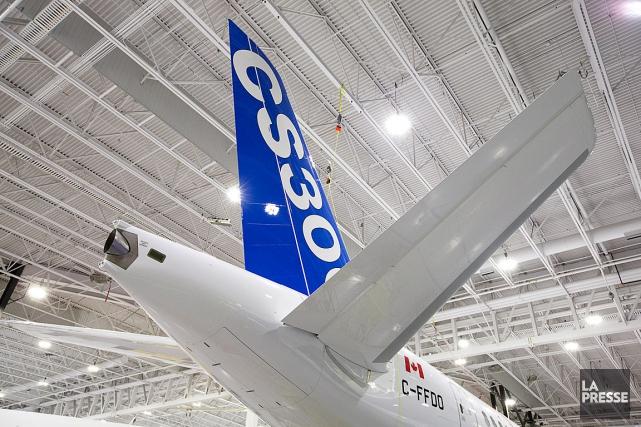 Québec a exigé des garanties de Bombardier au... (PHOTO ALAIN ROBERGE, ARCHIVES LA PRESSE)