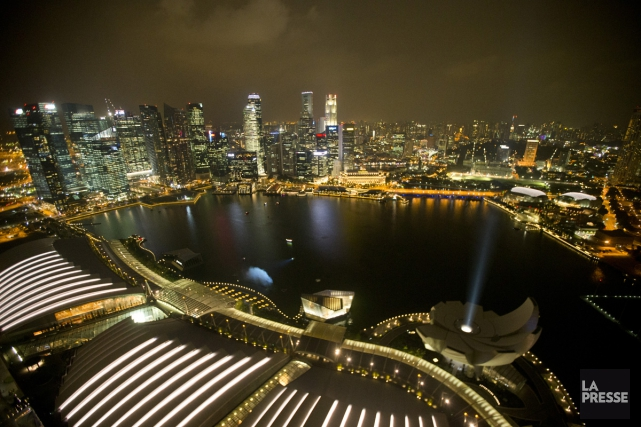 Singapour reste la ville la plus chère du... (PHOTO IVANOH DEMERS, ARCHIVES LA PRESSE)