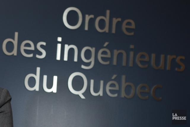 Le Bureau du syndic de l'Ordre des ingénieurs du Québec a décidé d'accélérer la... (PHOTO ARCHIVES LA PRESSE)