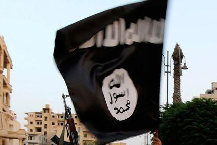 Le drapeau de l'EI.... (PHOTO ARCHIVES REUTERS)