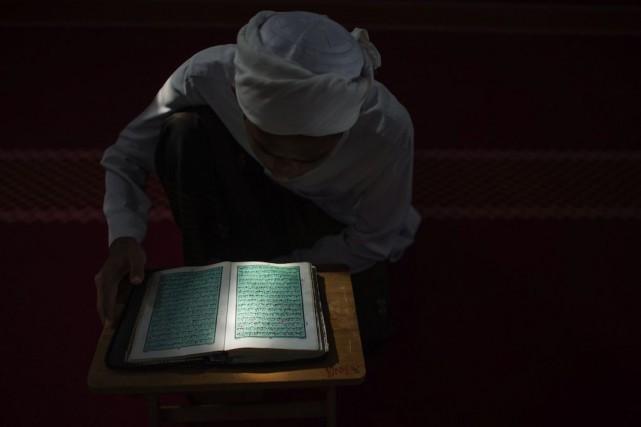 Parrainée par l'UNESCO, la conférence devrait réunir entre... (PHOTO MOHD RASFAN, ARCHIVES AFP)